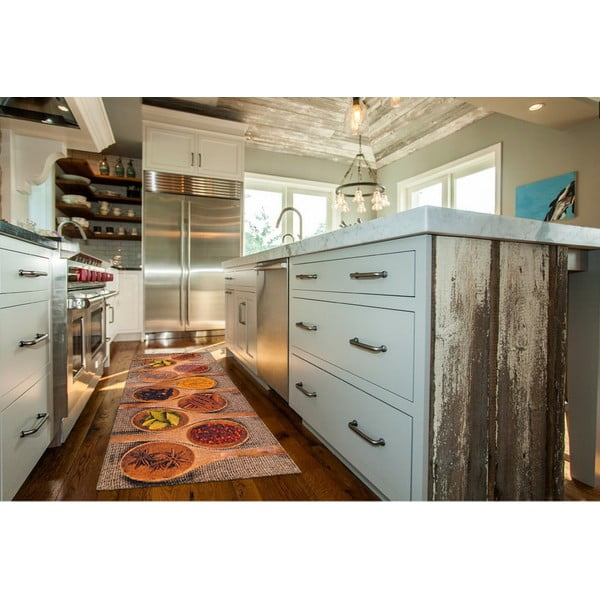 Vysokoodolný kuchynský behúň Webtappeti Spices Market, 60×140cm