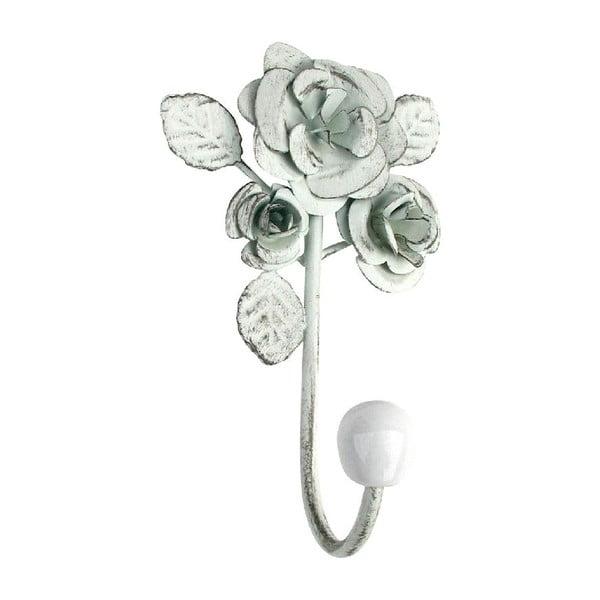 Set 2 vešiakov White Rose