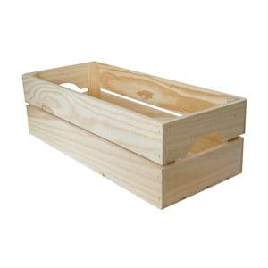 Prepravka Caja Natural, 50x15x20 cm