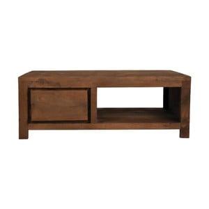 Konferenčný stolík z mangového dreva LABEL51 Brugge