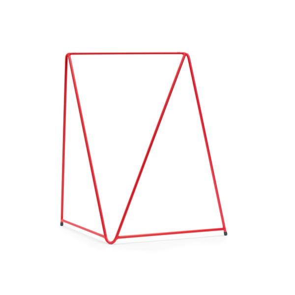 Podnož k stolu Diamond Red, 70x55 cm
