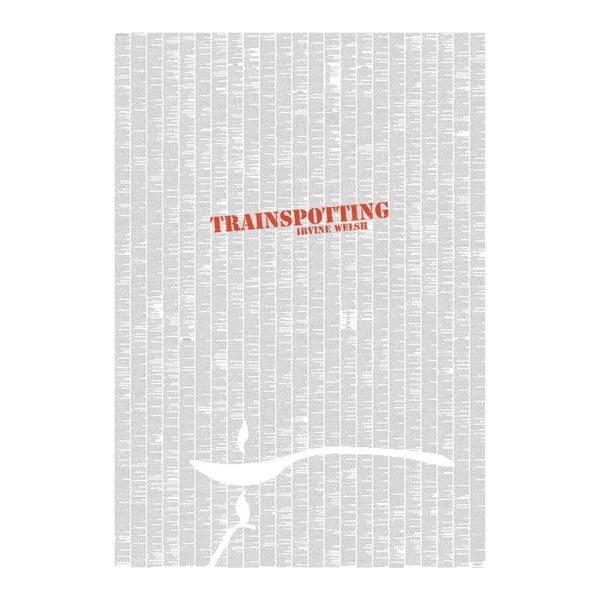 Knižný plagát Trainspotting, 70x100 cm