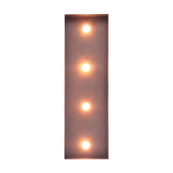 Svetelná LED dekorácia I