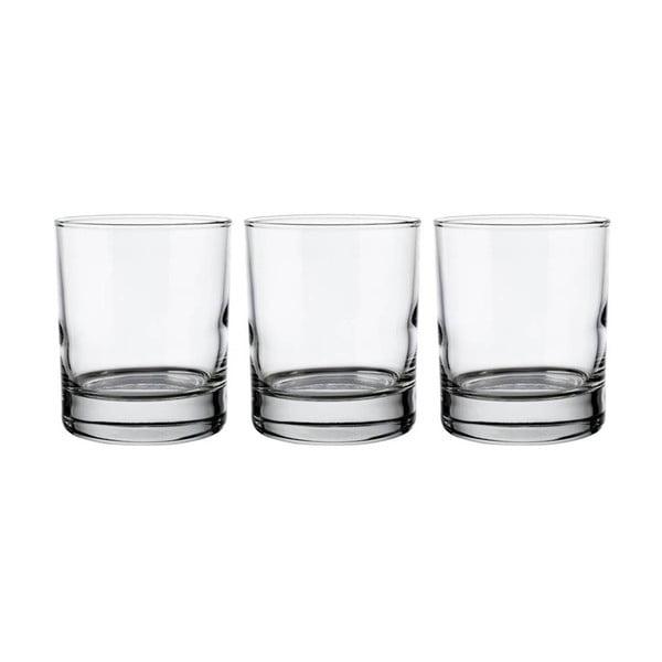Sada 3 pohárov Scotland, 300 ml