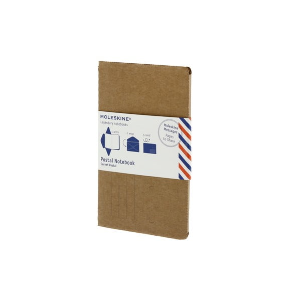 Zápisník a dopis v jednom Moleskine Avana
