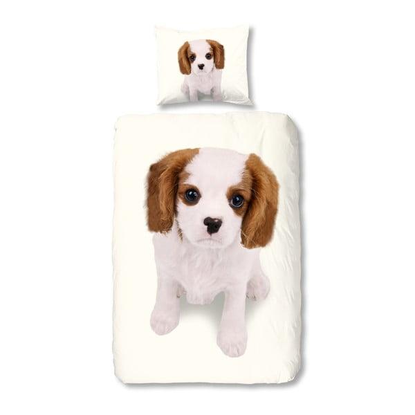 Detské obliečky Muller Textiel Puppy Cute, 140x200 cm