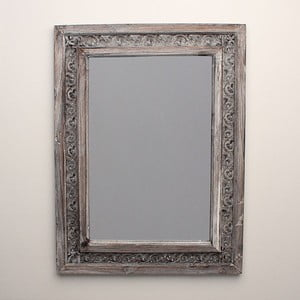 Zrkadlo Grey Days, 49x67 cm
