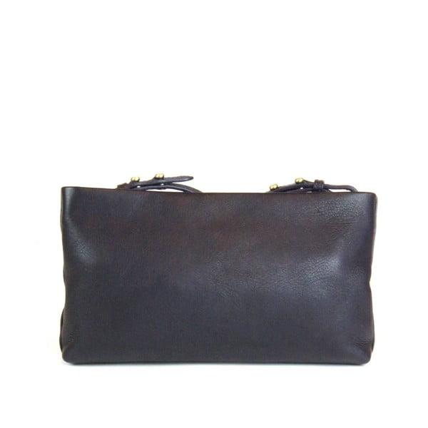 Kožená kabelka/listová kabelka O My Bag Dashing Daisy Midnight Blue