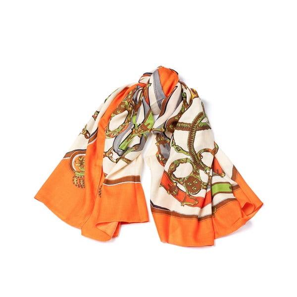Šatka Lorin Orange