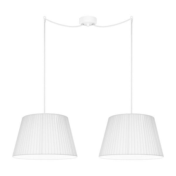 Biele stropné svietidlo Sotto Luce KAMI Elementary M 2S