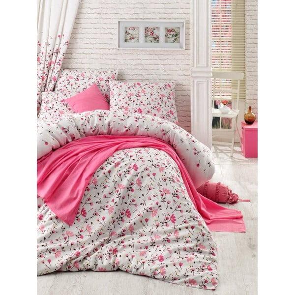 Obliečky Flomar Pink, 200x220 cm