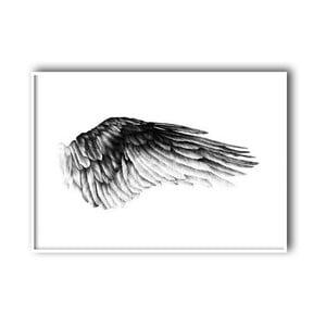 Autorský plagát Wing, 30x40 cm