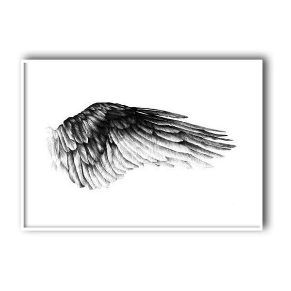 Autorský plagát Wing, 50x70 cm