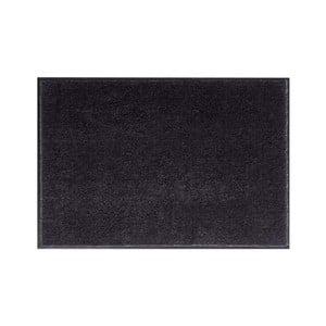 Čierna rohožka Hansa Home Soft and Clean, 58 x 90 cm