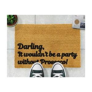 Rohožka Artsy Doormats Darling Prosecco, 40 × 60 cm
