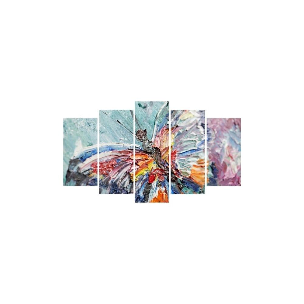 Viacdielny obraz Insigne Galimo, 102 × 60 cm