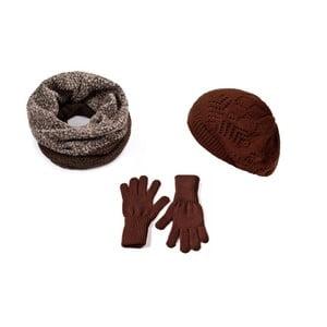 Sada čiapky, šály a rukavíc Lavaii Frederika