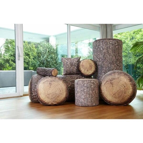 Vankúš Merowings Forest Log, 55cm