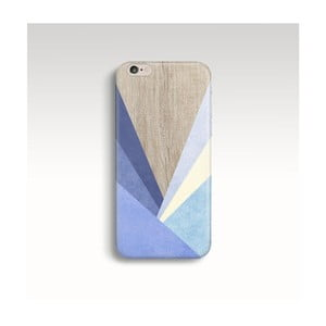 Obal na telefón Wood Triangles IV pre iPhone 6/6S