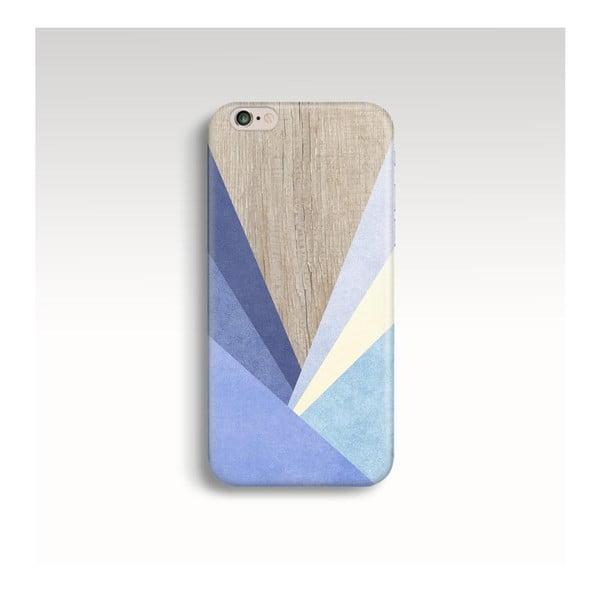 Obal na telefón Wood Triangles IV pre iPhone 6+/6S+