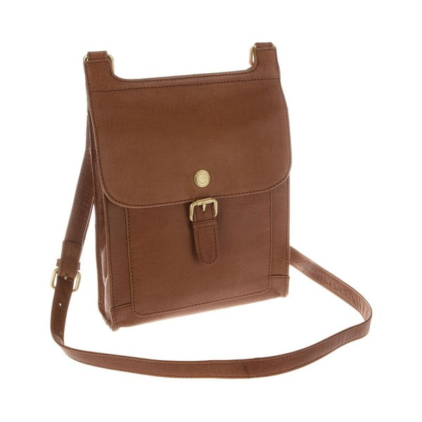 Dámska kožená taška Seraphina Tan
