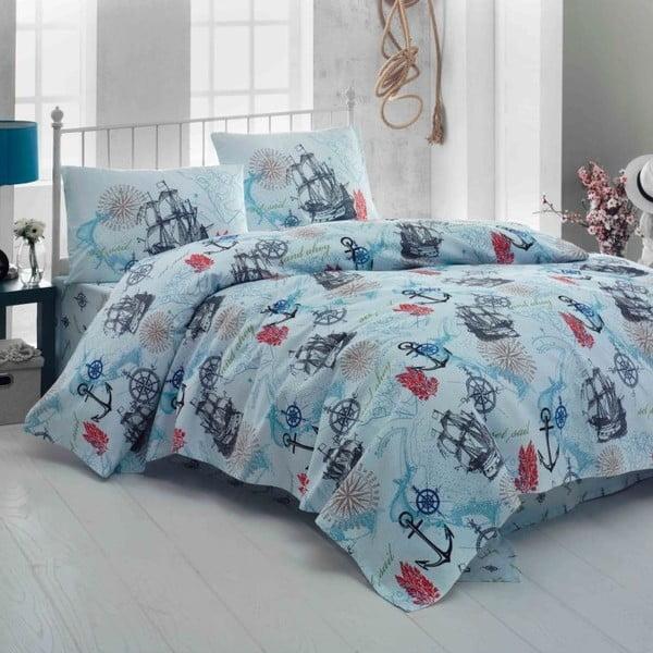 Obliečky Elita Blue, 200x230 cm