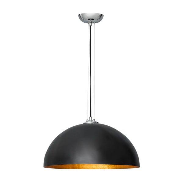 Čierno-medené stropné svietidlo ETH Krijt Charlie