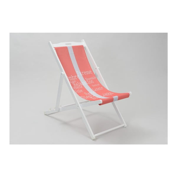 Relaxačná stolička Deckchair