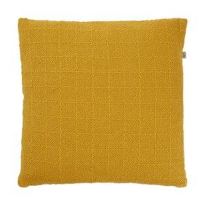 Vankúš Waele Mustard, 45x45 cm