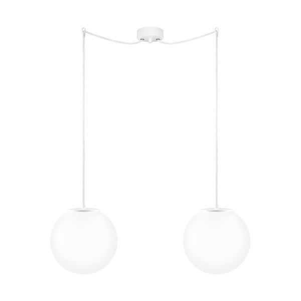 Biele stropné svietidlo Sotto Luce tsuki MIX Elementary 2S