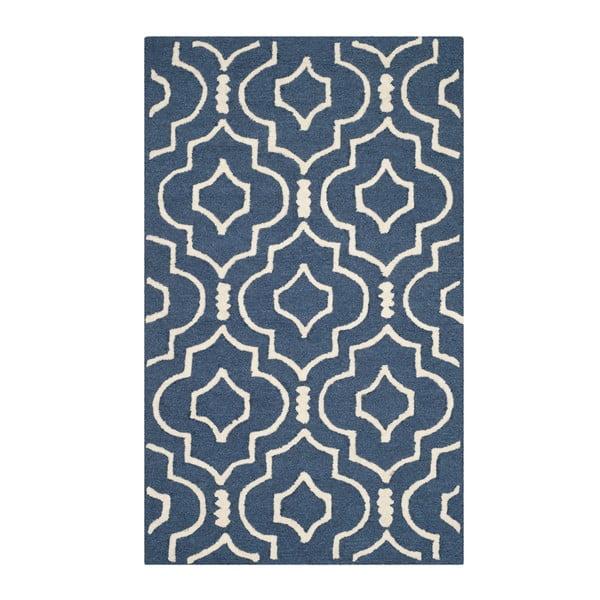 Vlnený koberec Ariel, 91x152 cm