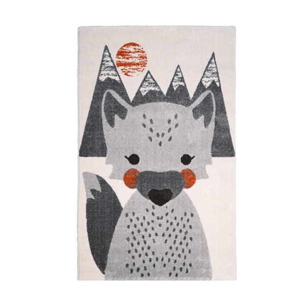 Detský koberec Nattiot Mr. Fox,100x150cm