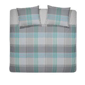 Obliečky Derby Grey, 200x200 cm