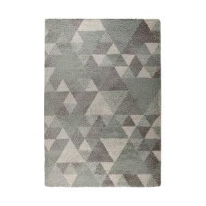 Zeleno-krémový koberec Flair Rugs Nuru, 120×170 cm