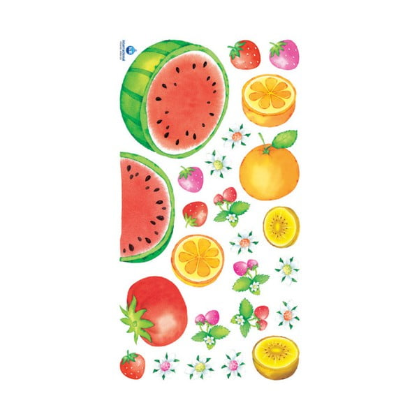 Sada samolepiek Ambiance Fruit