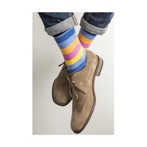 Unisex ponožky Funky Steps Blues, veľkosť 39/45