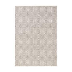 Sivý koberec vhodný aj do exteriéru Hanse Home Meadow, 140x200cm,