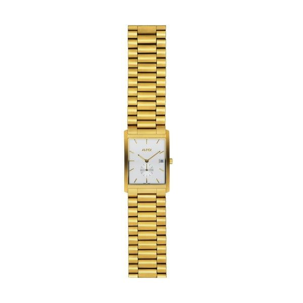 Pánske hodinky Alfex 5581 Yelllow Gold/Yellow Gold