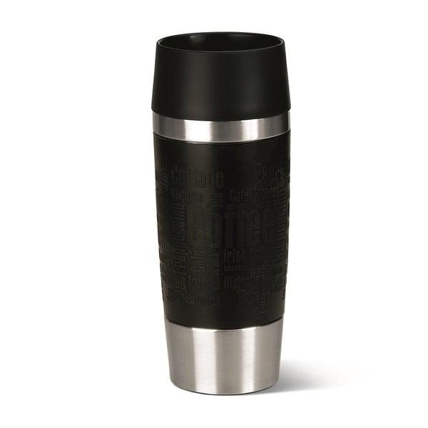 Cestovný termo hrnček Mug Black