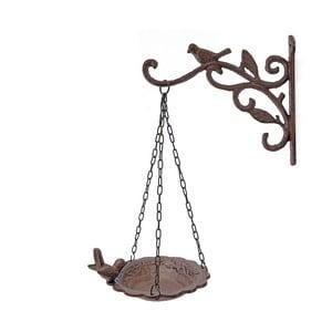 Nástenný vešiak so závesným kŕmidlom Antic Line Bird