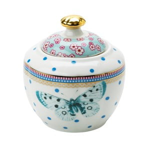Porcelánová cukornička Dottie od Lisbeth Dahl