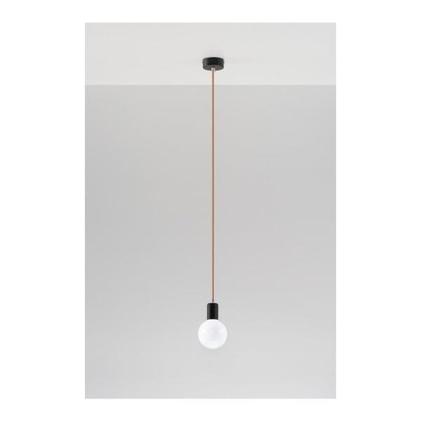 Medené stropné svetlo Nice Lamps Bombilla