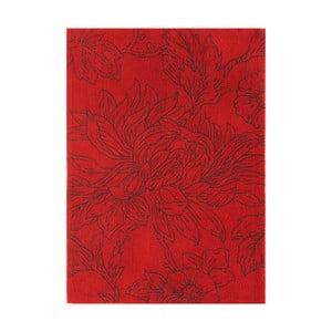Koberec Harlequin Draw Red, 120x170 cm