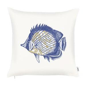 Obliečka na vankúš Apolena Tropical Fish, 43×43 cm