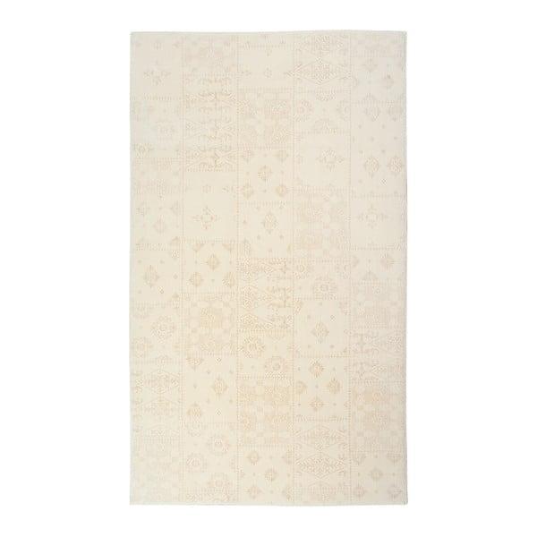 Koberec Mosaic 80x300 cm, krémový