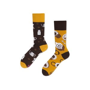 Ponožky Many Mornings Coffe Lover,veľ.43-46