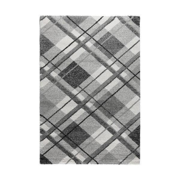 Koberec Sahara no. 153, 133x195 cm, sivý