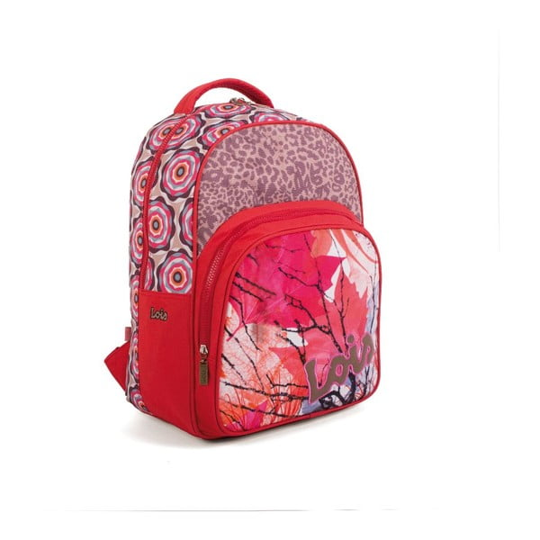 Batoh Lois Backpack Red