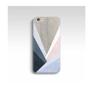 Obal na telefón Wood Triangles pre iPhone 6/6S
