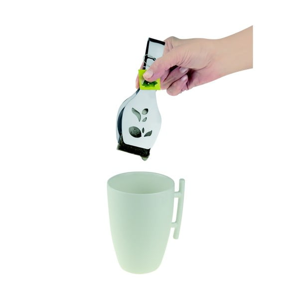 Žmýkač na čajové sáčky Tea